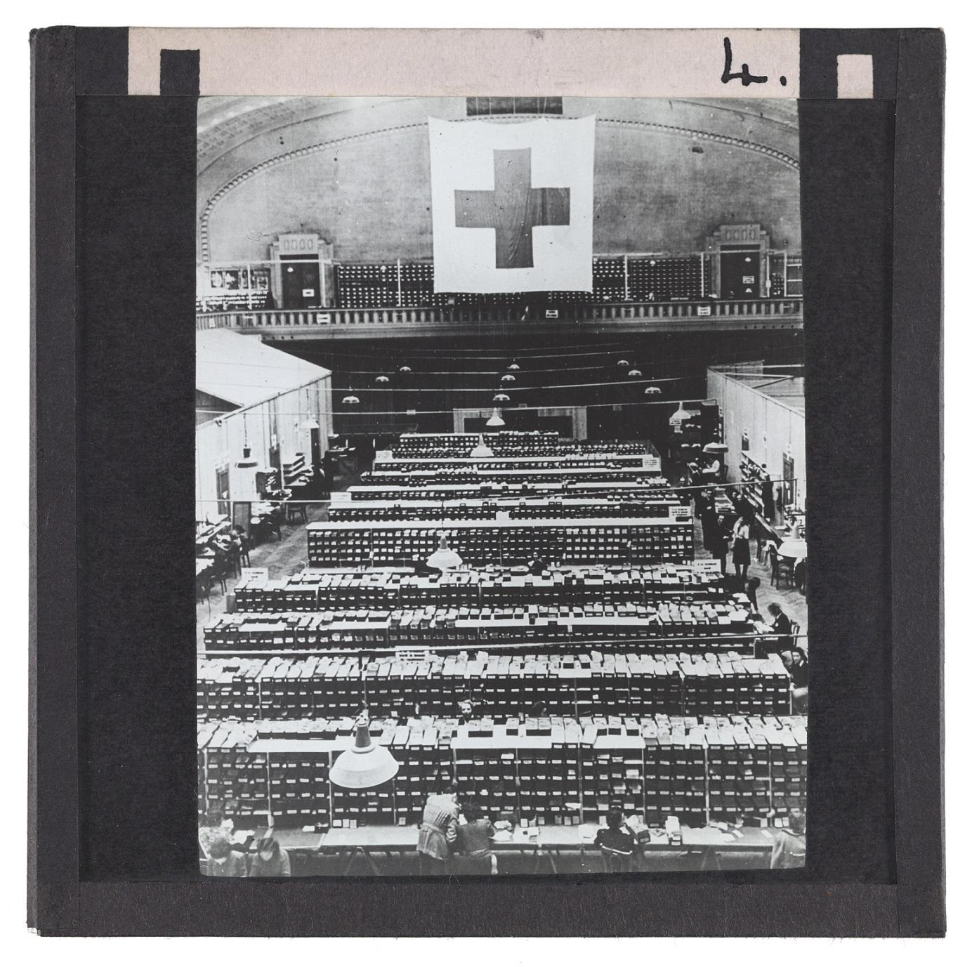 Central Prisoners of War Agency, Geneva, Switzerland