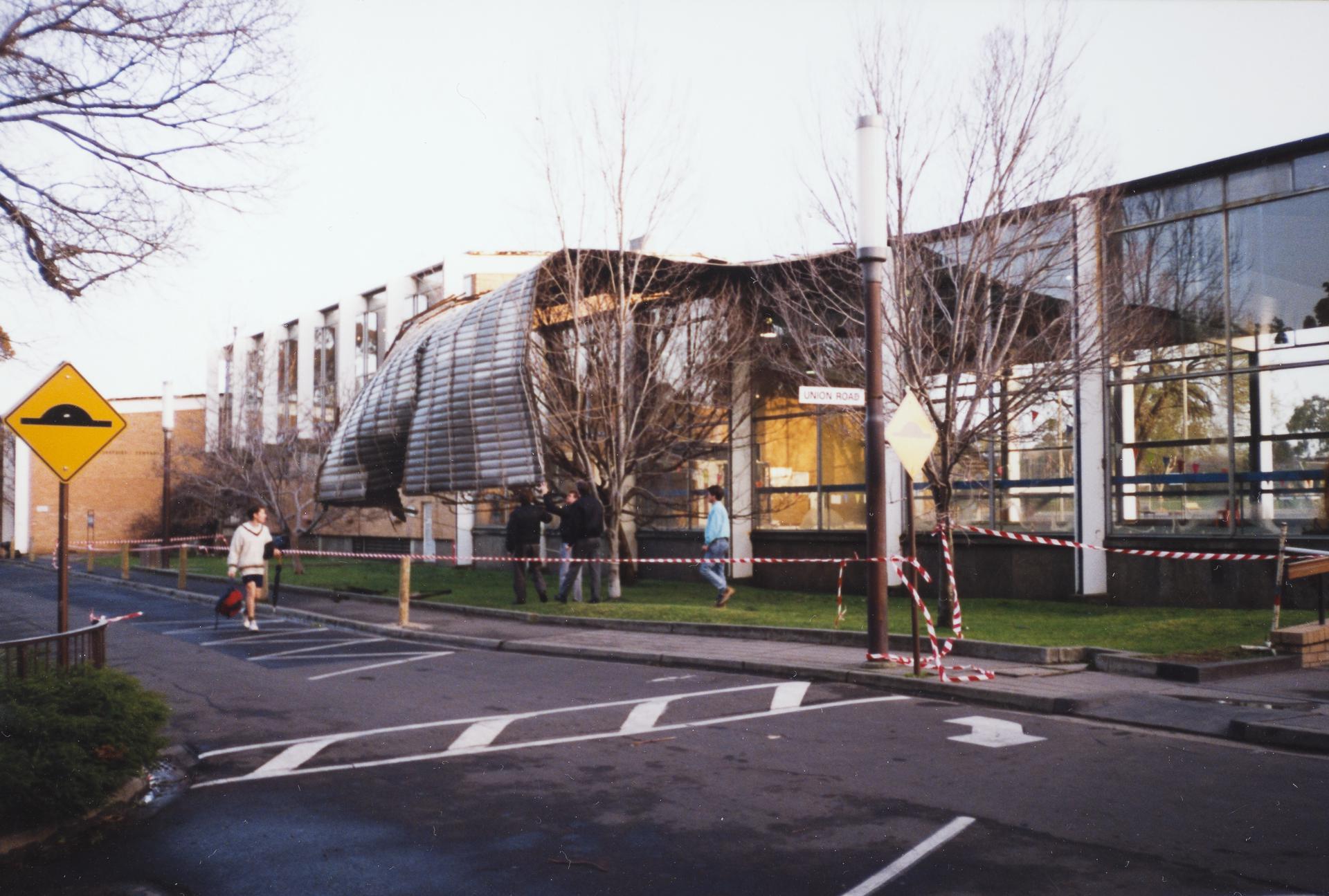 Beaurepaire Centre, 1992