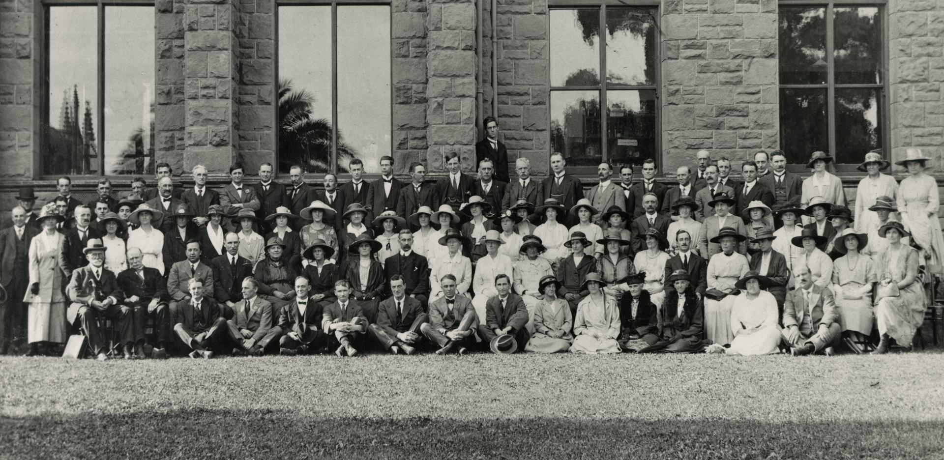 Extension Board and Workers' Education Association Conference, 1922