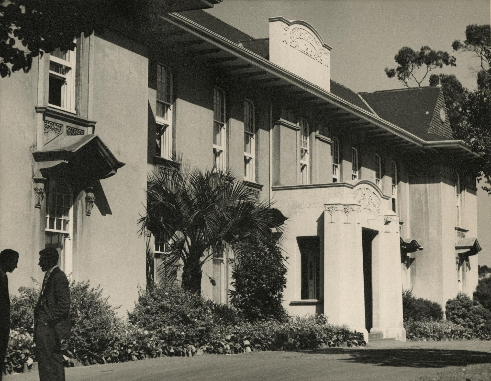 Conservatorium of Music, c1955