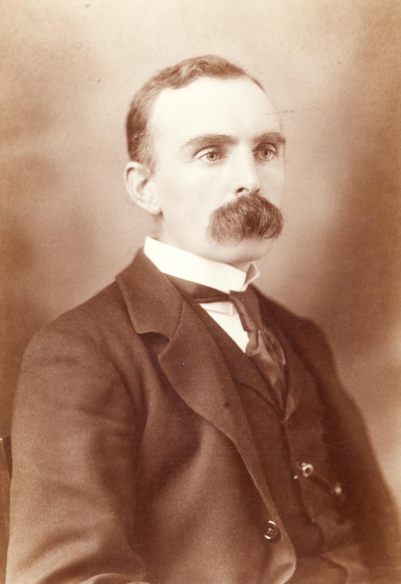 Prof John W. Gregory