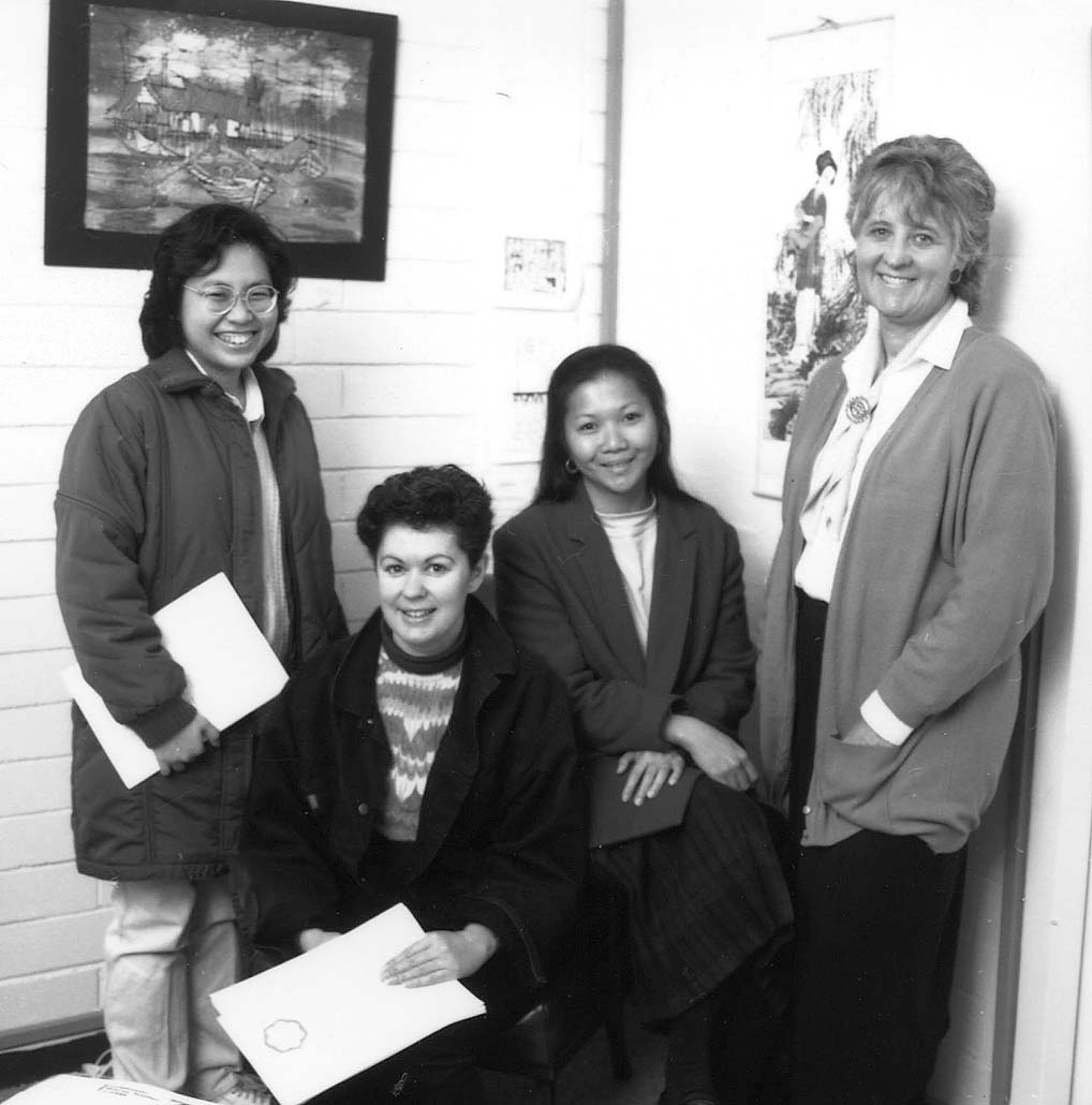 Counselling Service staff