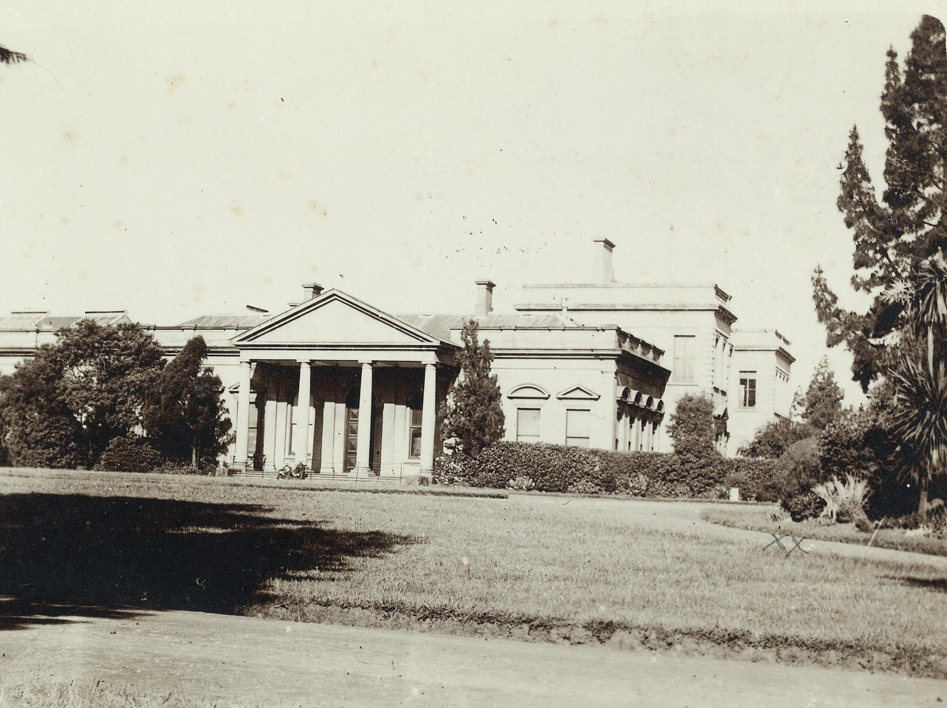 Old Chemistry Building, 1903