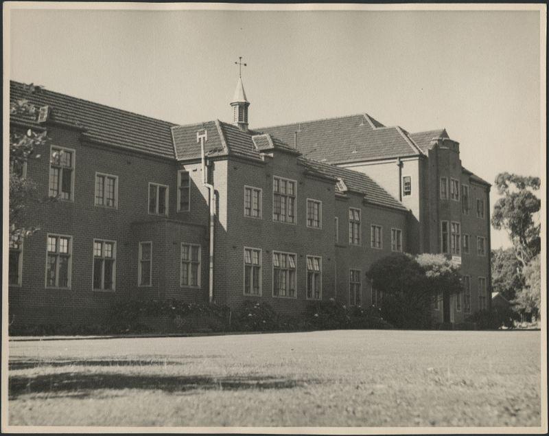 2017.0071.00075 Botany School, University of Melbourne, circa 1955, , University of Melbourne Photographs Collection