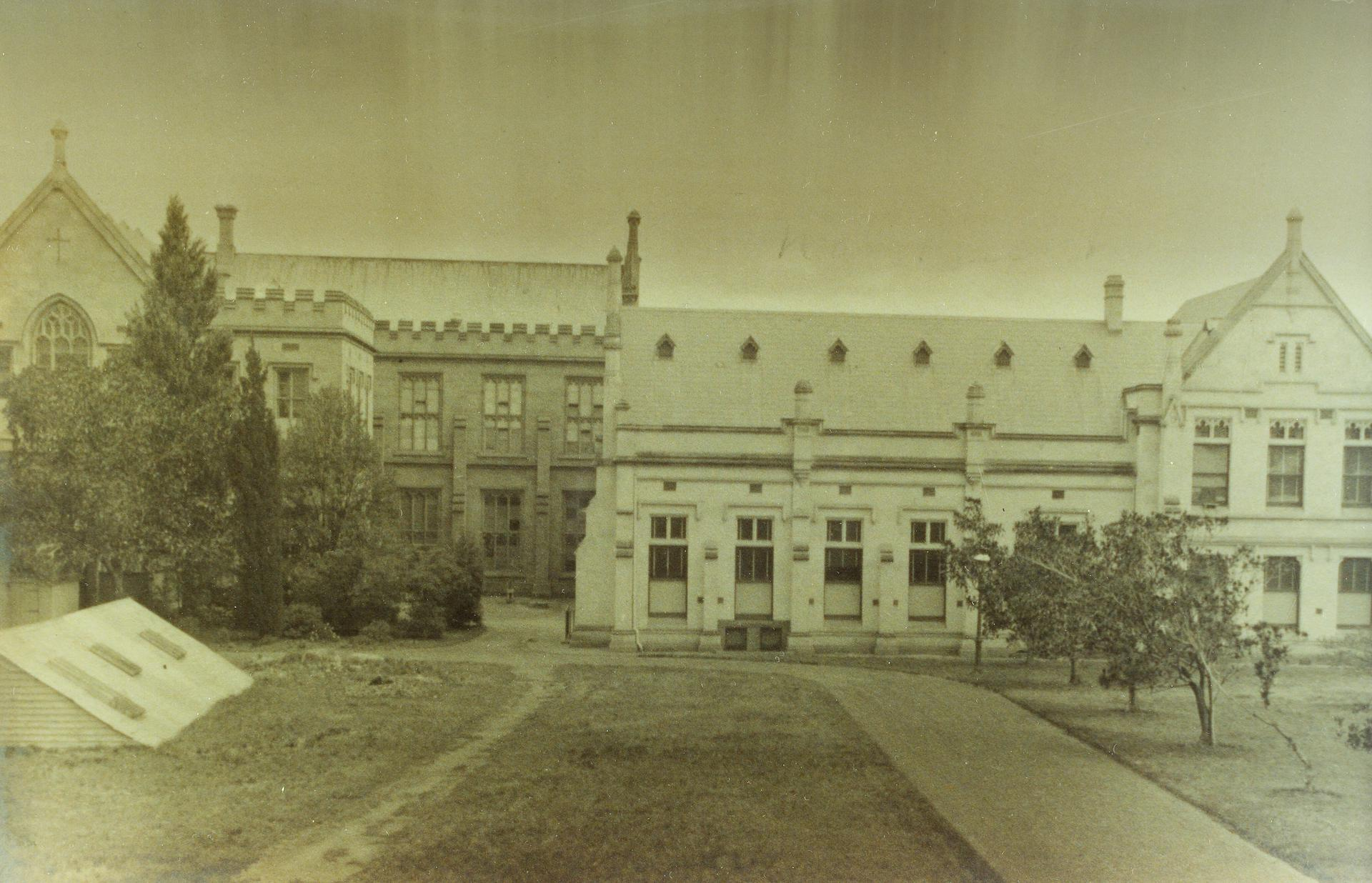 Natural Philosphy School, 1892.
