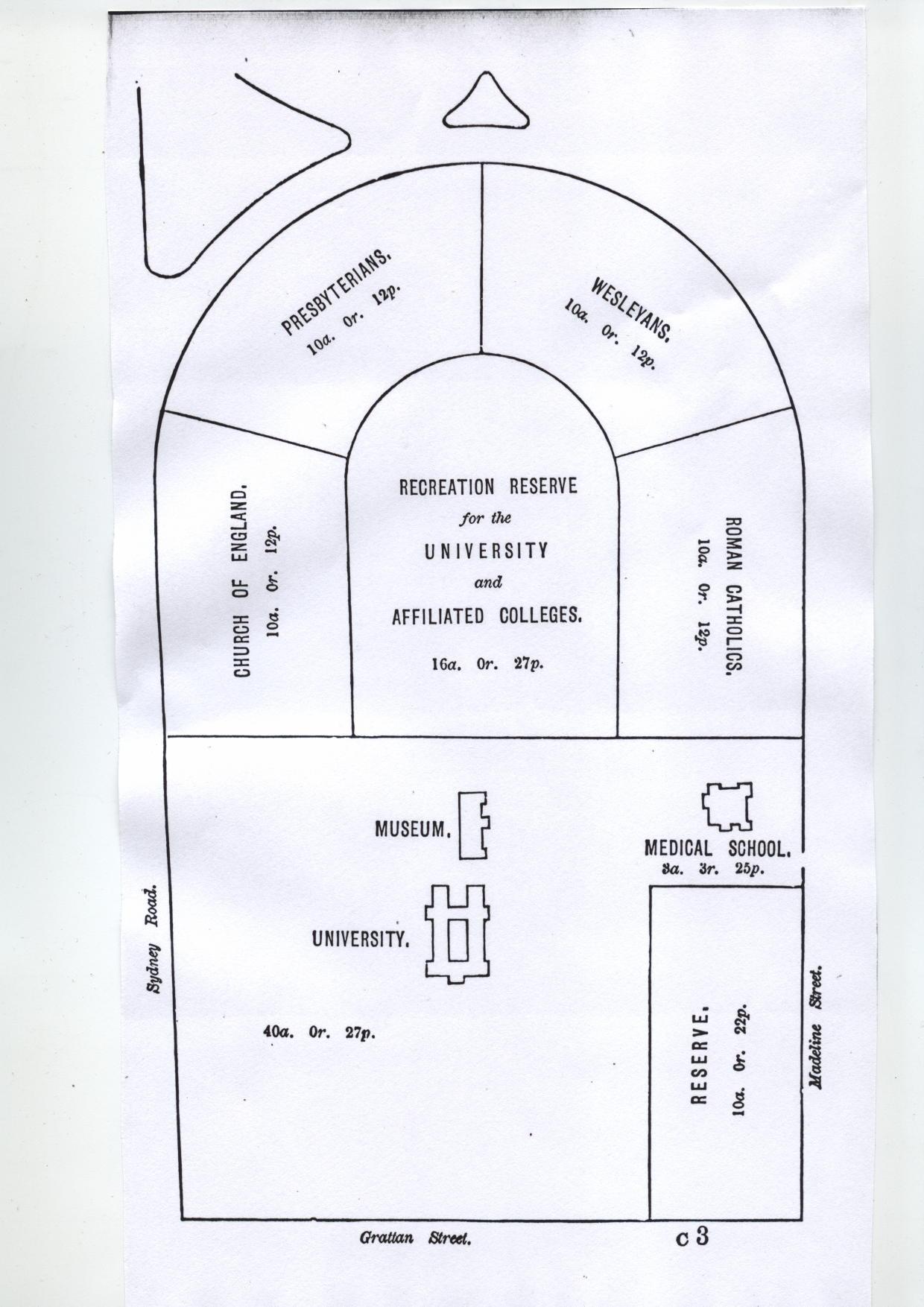 Campus Plan 1877