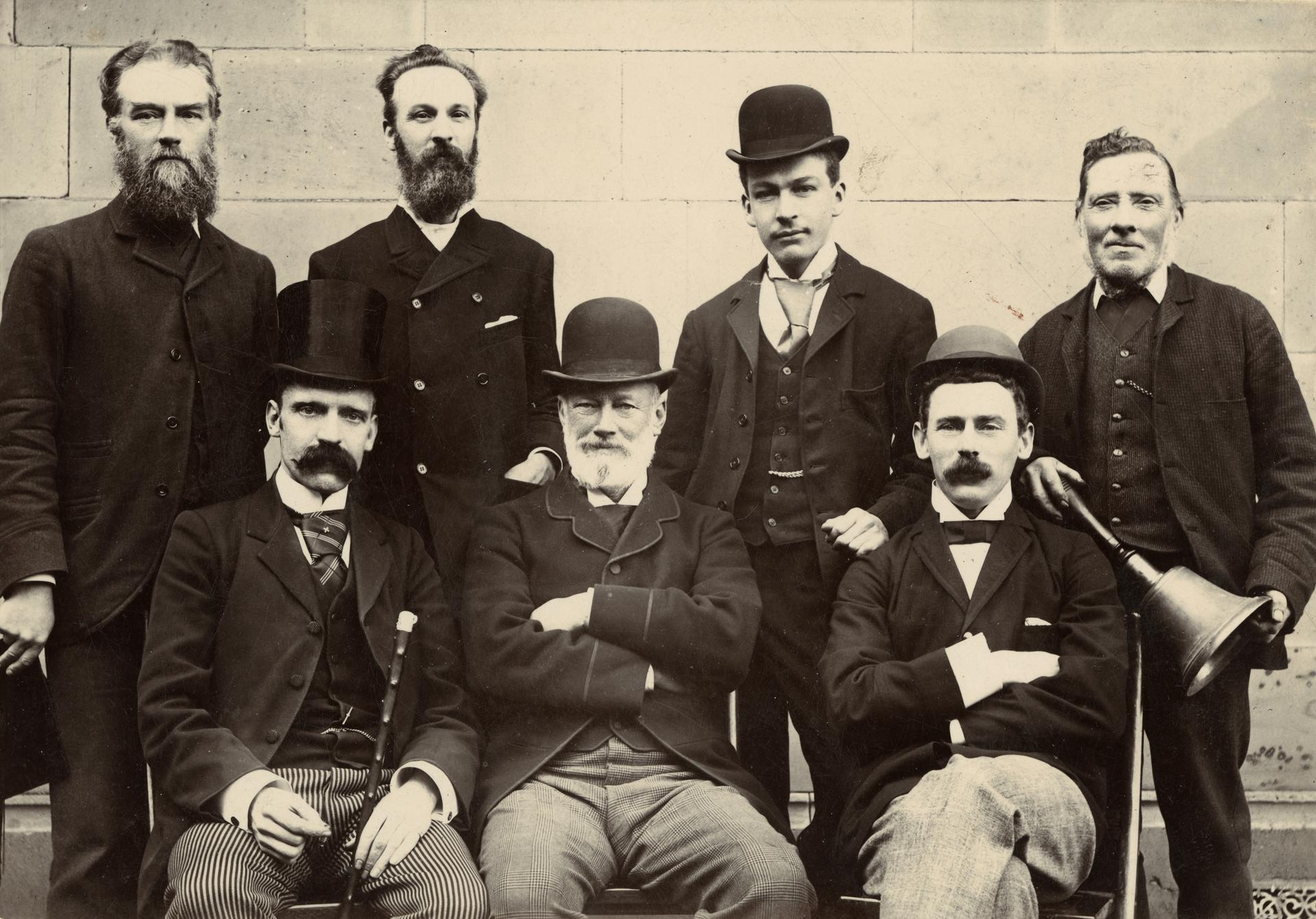 Officers of the University, 1894