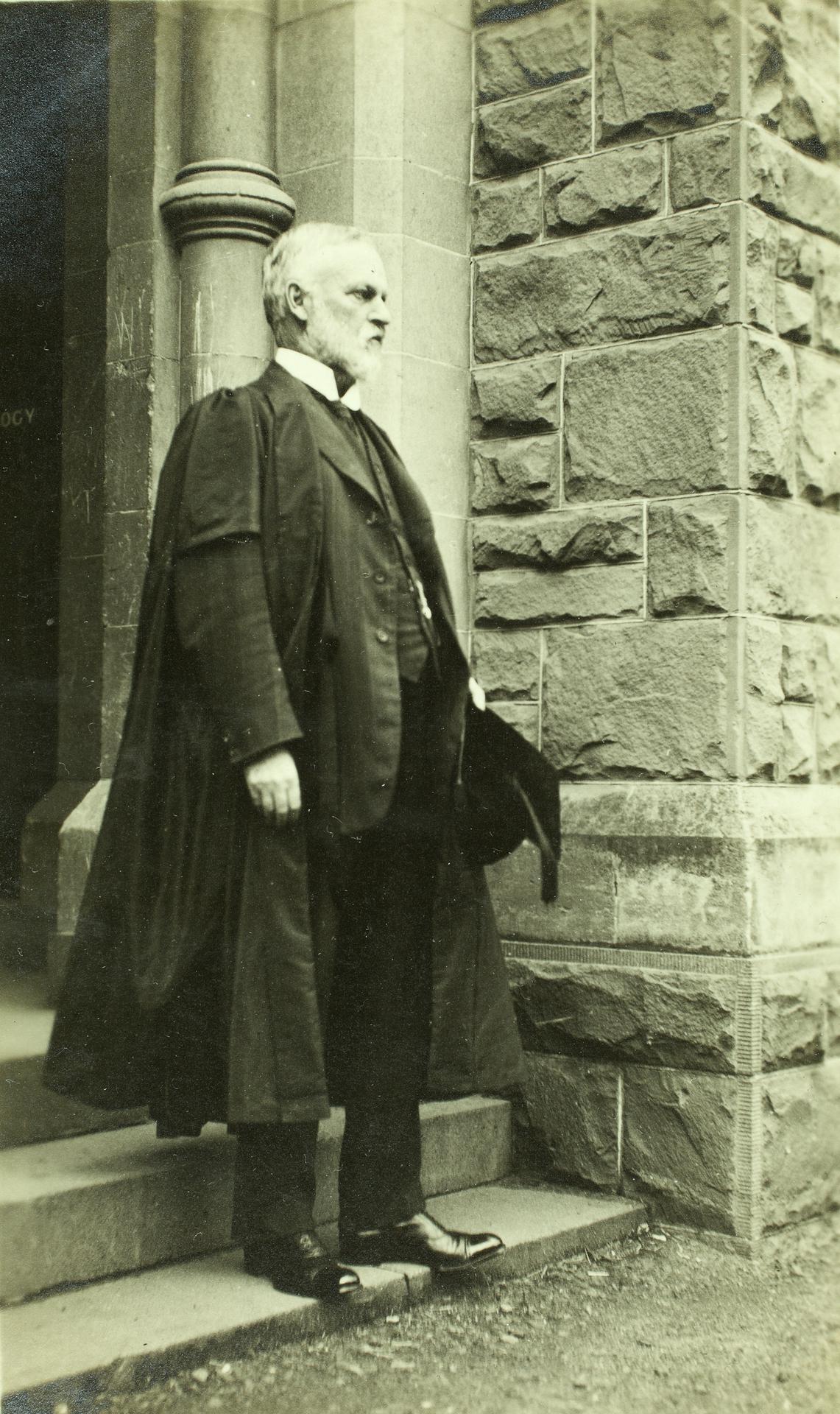 Professor Sir Harry Brookes Allen, 1914