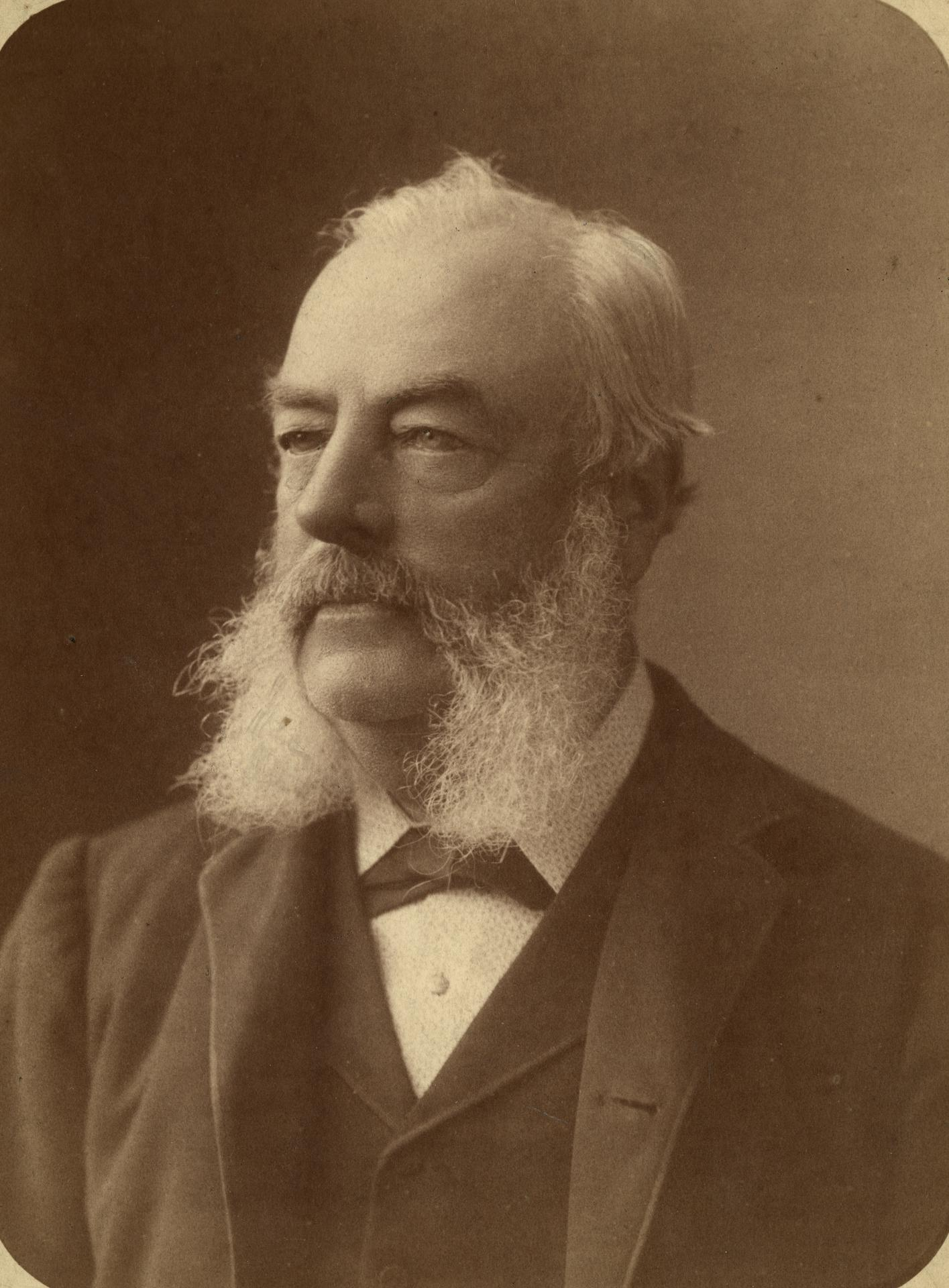 Professor George B. Halford