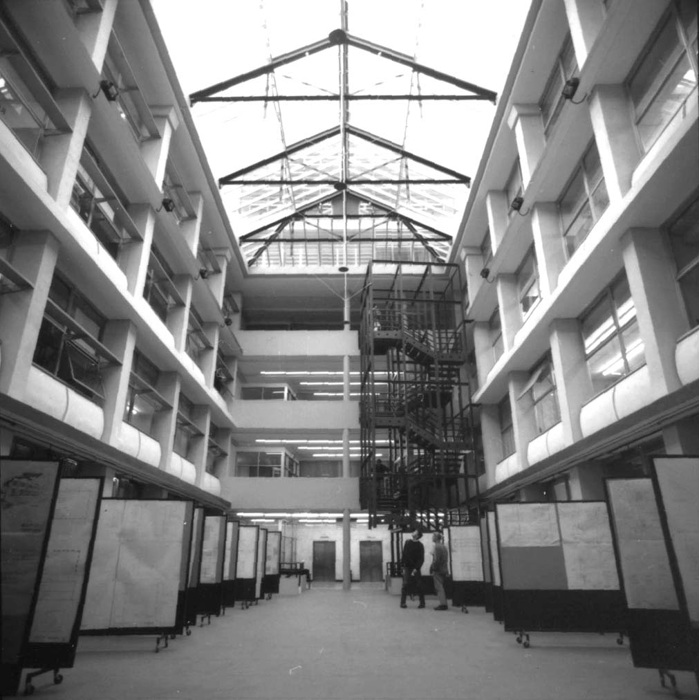 Atrium, Architecture Building