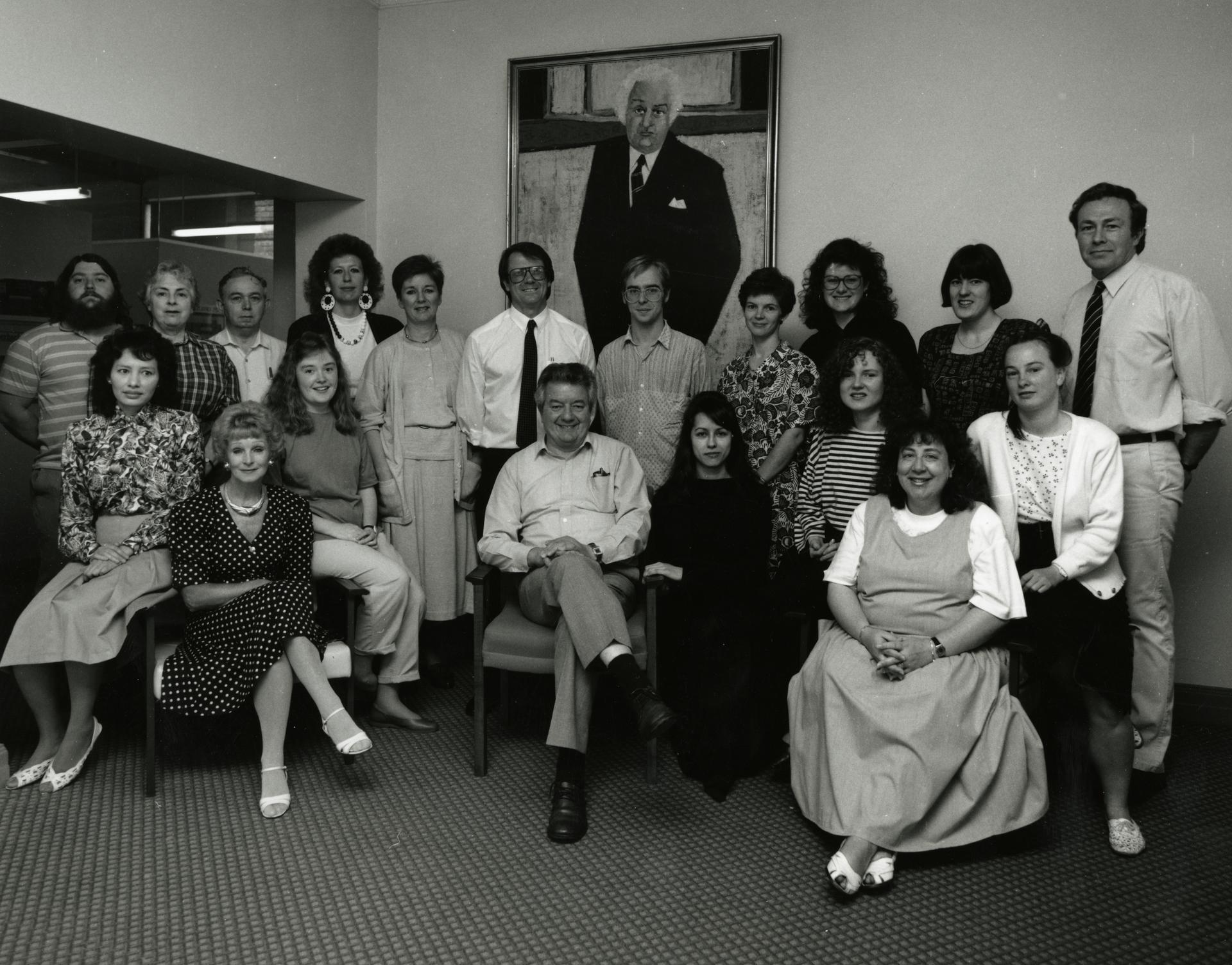 Melbourne University Press Staff, 1990