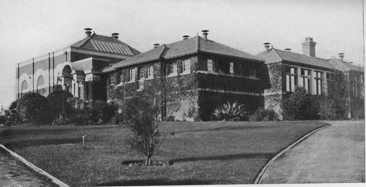 Veterinary Research Institute, 1918