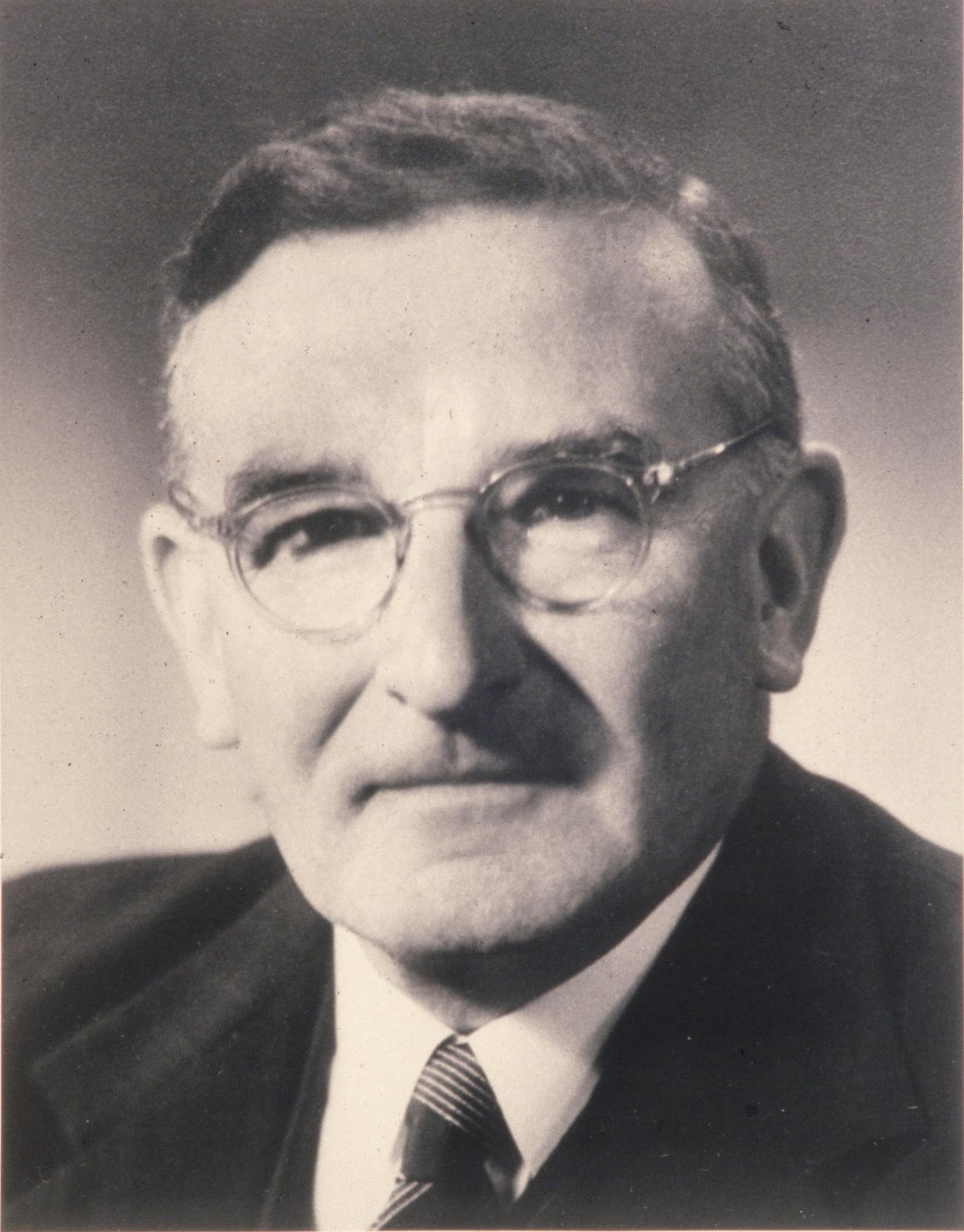 Professor J. Neill Greenwood