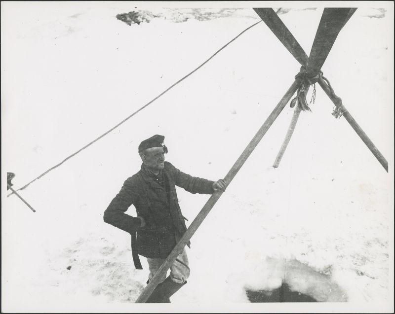 2017.0071.00046 Antarctica Expedition, circa 1907-1912, University of Melbourne Photographs Collection