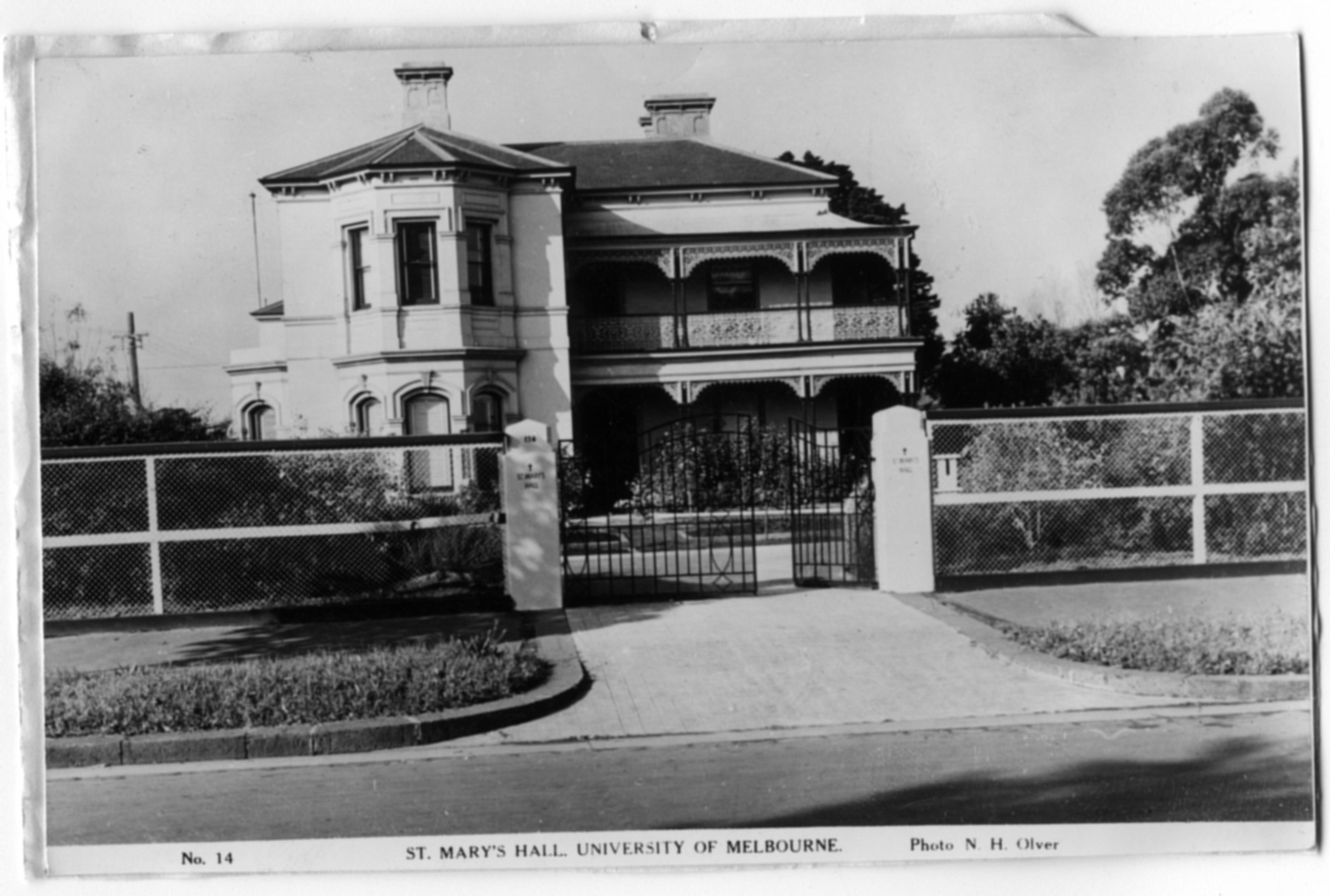 St Mary's Hall, Parkville