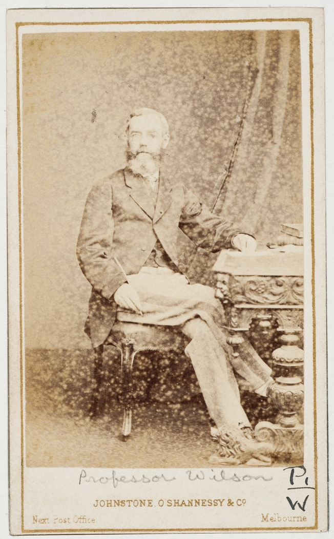 William Parkinson Wilson