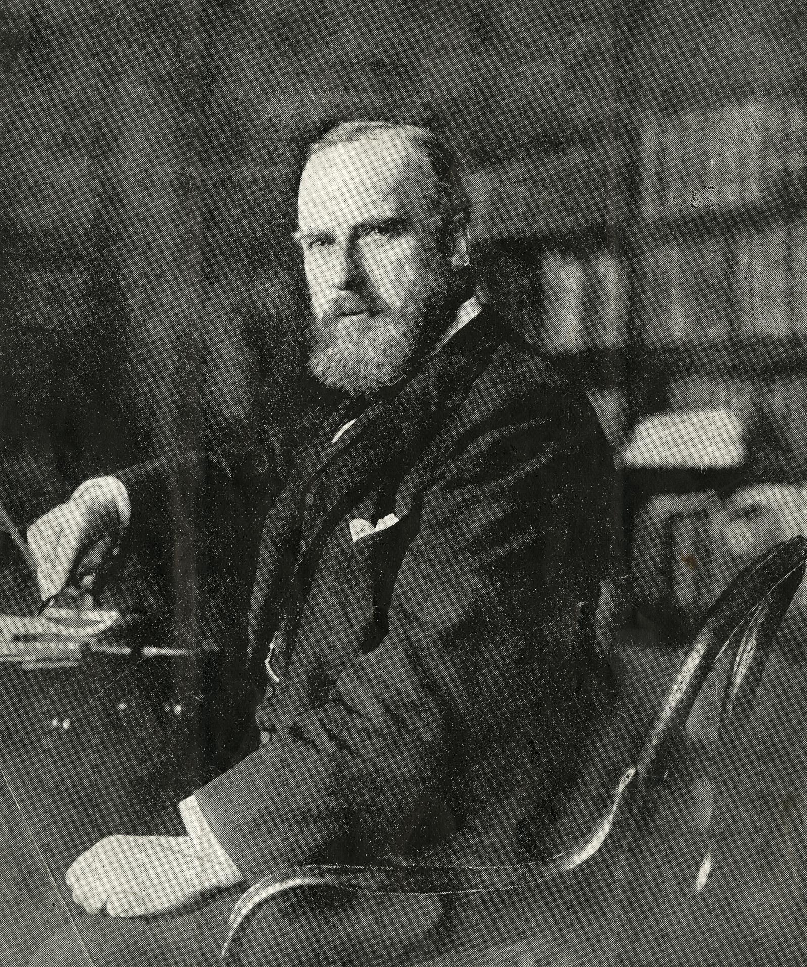 Edward E. Morris, 1896